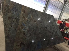 Madagascar Lemurian Blue Granite