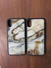 Natural Thin Marble Phone Case